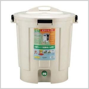 生ごみ処理機 EMエコペール #50 エコ 生ゴミ 50L 大型 落ち葉 農業 発酵 堆肥 生ゴミ処理容器|masuda-shop
