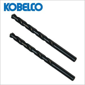 コベルコ KOBELCO 鉄工用 ドリル 6.8mm 2本入り ドリル刃 ドリルビット 鉄工用ドリル ドリル 鉄工ドリル 鉄 鋼 アルミ 銅 プラスチック 木材|masuda-shop