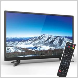32V型 地デジ BS/CS ハイビジョン LED液晶テレビ 外付けHDD録画対応 32型 32インチ テレビ TV AT-32Z03SR