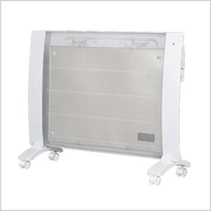 遠赤外線 パネルヒーター 遠赤外線ヒーター パネルヒーター ヒーター 暖房 薄型 スリム 省スペース ホワイト SKJ-FG100MCW|masuda-shop