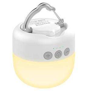 ランタン, Beszing ledランタン 3色切替 無段階調光 電球色 昼光色 昼白色 光色・輝度記憶搭載 5200mAhモバイルバッテリ|masukosyouten