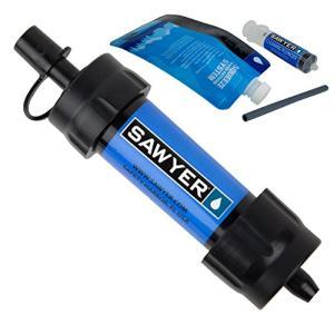 SAWYER PRODUCTS(ソーヤー プロダクト) ミニ 浄水器 SP128 ブルー 並行輸入品|masukosyouten