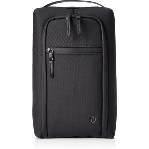[ベゼル] VESSEL 2019 Signature 2.0 Shoe Bag Caramel Tan Tech Black|masukosyouten
