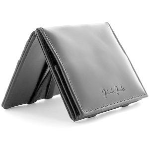 【Jaimie Jacobs】魔法の財布 FLAP BOY (マネークリップ 小銭入れ付き カードケース カードホルダー RFIDスキミング防止 メン masukosyouten