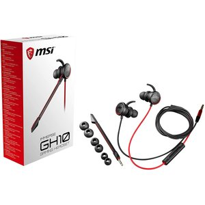 MSI ゲーミングヘッドセット Immerse GH10 GAMING Headset masukosyouten