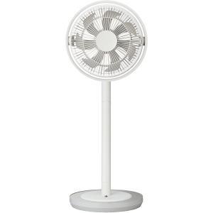 カモメファン リビング扇風機 28cm 首振り リモコン付き ホワイト|masukosyouten