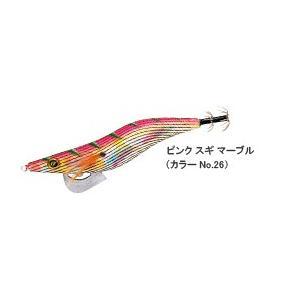 ユニチカ EGI S2β エギエスツーベータ 3.5号N 26:ピンクスギマーブル|masuoka