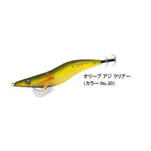 ユニチカ EGI S2β エギエスツーベータ 3.5号N 30:オリーブアジクリアー|masuoka