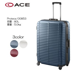PROTECA ハードラゲージ  ストラタム 00853 サイズ:68cm/容量:80L/重量:5.0kg masuya-bag