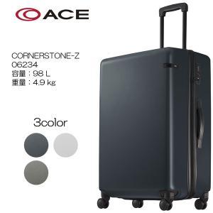 ace. コーナーストーンZ 17AW 6234 サイズ:75cm/容量:98L/重量:4.9kg|masuya-bag