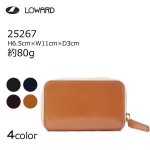 LOWARD ロワード Pid 25267 Vasto(ヴァスト) 25267 コードバンレザー使用 キーケース|masuya-bag