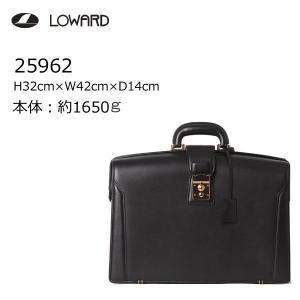 LOWARD ロワード Pid 25962 Faktar(ファクトア) 25962   日本製 国産牛ヌメ革ダレスバッグ|masuya-bag
