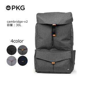 日本総代理店 PKG(ピーケージー)Cambridge V2 サイズ:H50.8cm W36.8cm D17.8cm(30L) masuya-bag