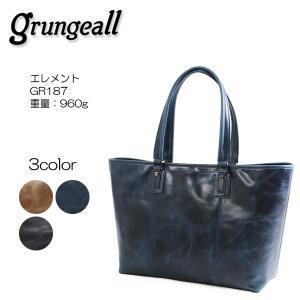 grungeall エレメント トートバッグ 横型 GR187 masuya-bag