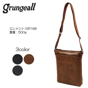 grungeall エレメント ショルダーバッグ GR188 masuya-bag