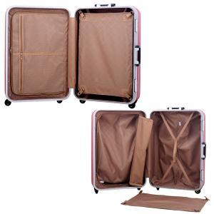 スーツケース サンコー鞄 SUPER LIGHTS MGC 69cm/93L MGC1-69|masuya-bag|05