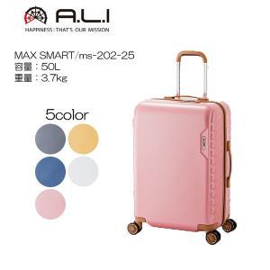 アジアラゲージ スーツケース ・MAXSMART・MS-202-25 masuya-bag