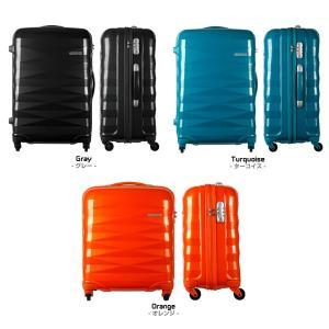3年メーカー保証 送料無料 アメリカンツーリスター Crystalite・クリスタライト Spinner 69cm/25  Mサイズ|masuya-bag|02