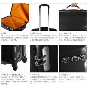 3年メーカー保証 送料無料 アメリカンツーリスター Crystalite・クリスタライト Spinner 69cm/25  Mサイズ|masuya-bag|03