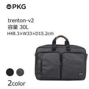 PKG(ピーケージー) Trenton V2 30L H48.3cm×W33cm×D15.2cm(30L) masuya-bag