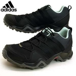 [35%OFF] アディダス adidas TERREX AX2R GTX W AC8064 テレックス ゴアテックス 黒緑 防水 トレッキング 登山靴 レディース