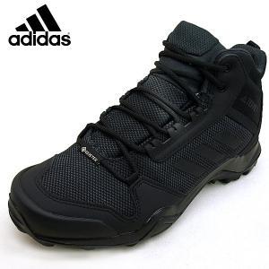 [34%OFF] アディダス adidas TX AX3 MID GTX BC0466 テレックス ミッド ゴアテックス 黒 防水 登山靴 トレッキング メンズ masuya92