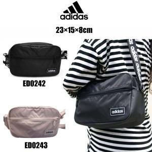 【1個に限りメール便可】アディダス adidas リニアポーチ ED0242 ED0243 GDJ04 ショルダー バッグ 【2個以上の場合は宅配便に修正】|masuya92