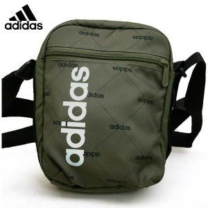 【1個に限りメール便可】アディダス adidas リニアオーガナイザー G ED0249 GDI93 緑 ショルダーポーチ バッグ【2個以上の場合は宅配便に修正】|masuya92