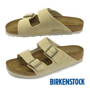 [30%OFF] ビルケンシュトック BIRKENSTOCK Classic Arizona BS 1015478 アリゾナ ベージュ 本革 サンダル メンズ 【日本正規品】|masuya92