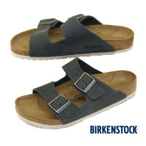 [30%OFF] ビルケンシュトック BIRKENSTOCK Classic Arizona BS 1015500 アリゾナ 灰 本革 サンダル メンズ 【日本正規品】|masuya92