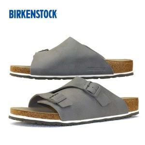 [30%OFF] ビルケンシュトック BIRKENSTOCK Classic Zurich BS 1016459 チューリッヒ 灰 サンダル メンズ|masuya92