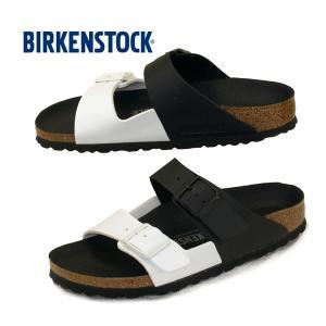 ビルケンシュトック BIRKENSTOCK Classic Arizona Sprit 1019712 アリゾナ スプリット 黒白 サンダル レディース|masuya92