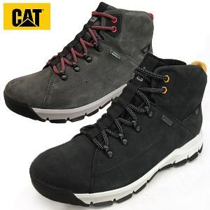 キャタピラー CAT DEFAULT GORE-TEX 723176 723179 デフォルト ゴアテックス ワークブーツ 防水 メンズ|masuya92