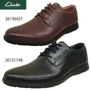 クラークス Clarks Vennor Walk 26131748 26136421 ベナー ウォーク カジュアルシューズ 天然皮革 メンズ|masuya92