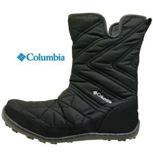 コロンビア Columbia Youth Minx Slip III BY5948-010 ユース ミンクススリップ3 黒 スノーブーツ ジュニア/レディース masuya92
