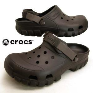 クロックス crocs offroad sport clog 202651-23B espresso/walnut オフロード スポーツ クロッグ サンダル メンズ masuya92