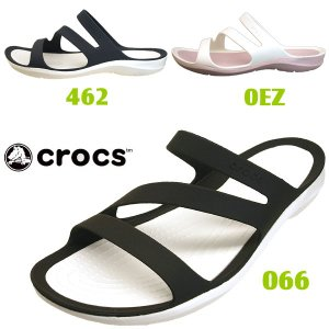 クロックス crocs Swiftwater Sandal 203998 0EZ 066 462 スウィフトウォーター サンダル レディース masuya92