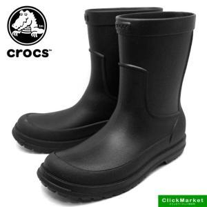 ■商品概要■ crocs allcast rain boot クロックス オールキャスト レインブー...