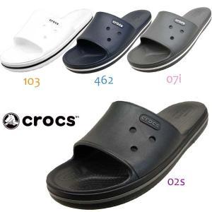 クロックス crocs Crocband III Slide 205733 クロックバンド 3.0 スライド 02S 07I 103 462 ビーチサンダル レディース/メンズ|masuya92