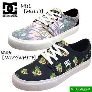 【28cmのみ】【アウトレット品・返品交換不可】ディーシーシューズ DC Shoes TRASE SP DM181020 MUL NWH トレイス テキスタイル メンズ|masuya92