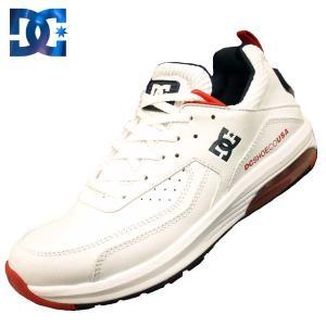 【26.5cmのみ】【アウトレット品・返品交換不可】ディーシーシューズ DC Shoes VANDIUM 192008 HDT バナジウム 白紺赤 スケボー スニーカー メンズ masuya92