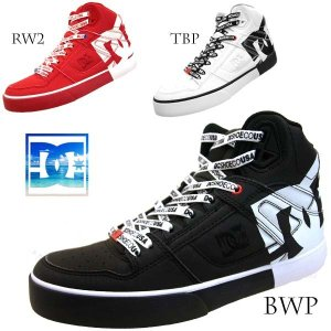 ディーシーシューズ DC Shoes PURE HIGH TOP WC SE SN ピュア ハイトップ 194029 BWP RW2 TBP スニーカー メンズ|masuya92