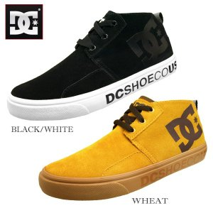 ディーシーシューズ DC Shoes DC CHUKKA チャッカ 194601 BLK WE9 ビッグロゴ クラシックスニーカー メンズ|masuya92