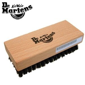 ドクターマーチン Dr.Martens Shoe Brush  シューブラシ 馬毛 AC776000 シューケア/アクセサリー|masuya92