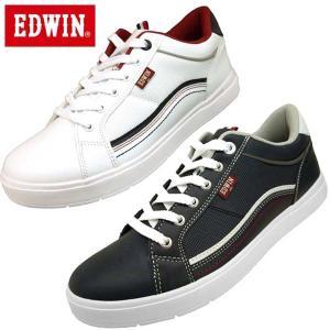 エドウィン EDWIN 7028 ローカット カジュアルスニーカー メンズ|masuya92