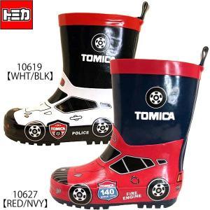 ■商品概要■ TOMICA トミカ レインブーツ ハンドメイドの手張り アッパー:合成ゴム ソール:...