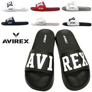 アビレックス AVIREX BANSHEE 4620 バンシー シャワー スライドサンダル メンズ|masuya92