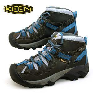 [40%OFF] キーン KEEN TARGHEE II MID WP 1010137 ターギー ツー ミッド ウォータープルーフ 深緑/青 ハイキング トレッキング 防水 登山靴  レディース|masuya92