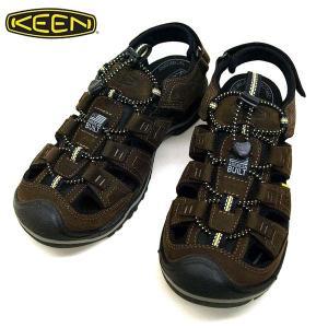 Keen Rialto II Sandals Men Bison/Black 2019 Sandalen braun Camping & Outdoor
