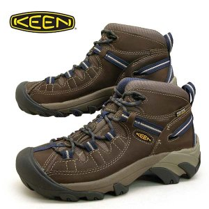 [40%OFF] キーン KEEN TARGHEE II MID WP 1016581 ターギー ツー ミッド ウォータープルーフ 濃茶 ハイキング トレッキング 防水 登山靴  レディース masuya92